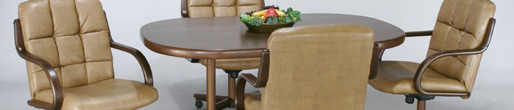 Chromcraft DiningTables ChairsStools