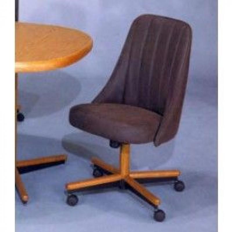 Cool Chromcraft C51 946 Swivel Tilt Caster Chair Cjindustries Chair Design For Home Cjindustriesco