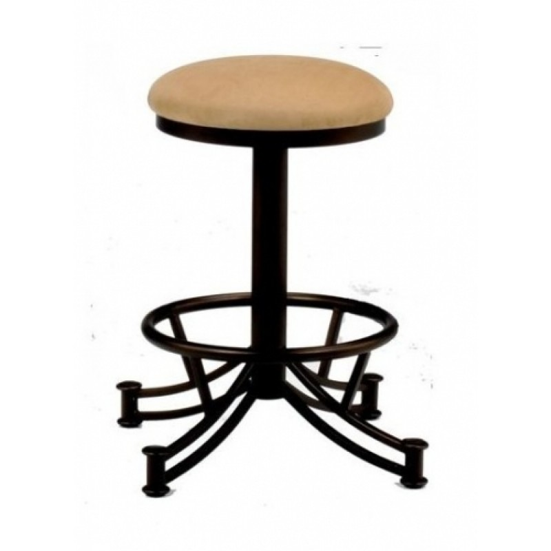 Tempo Like Sonora 30 Swivel Backless Seattle Bar Stool By Callee