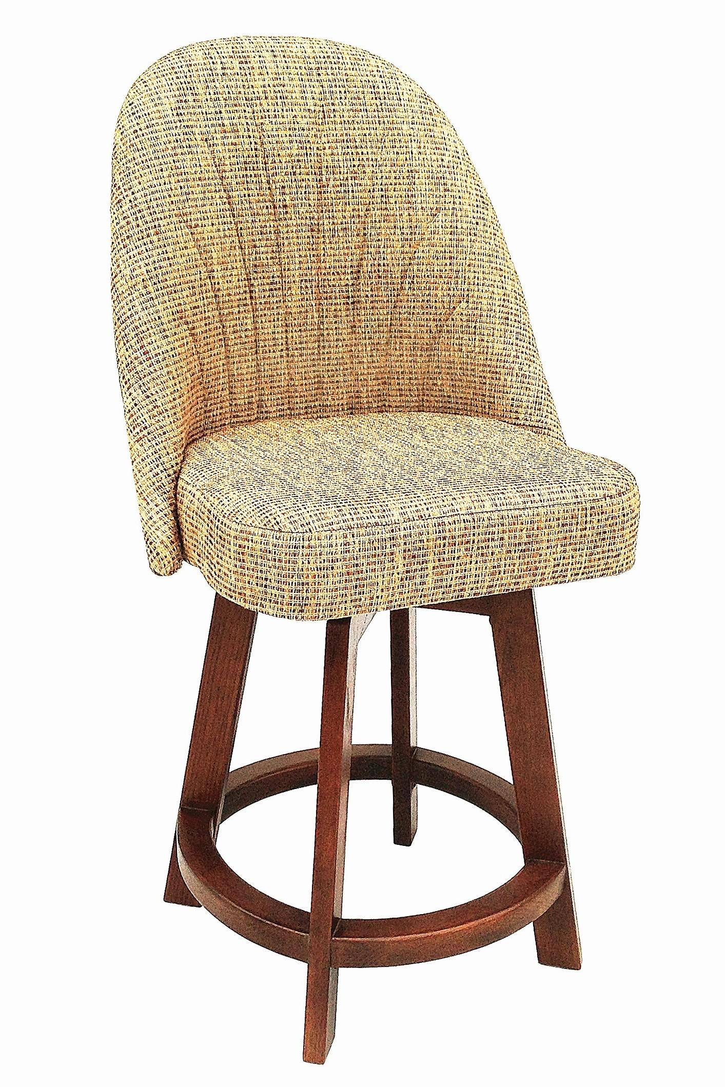 Chromcraft Furniture C128 384 Swivel 26 Quot Bar Stool
