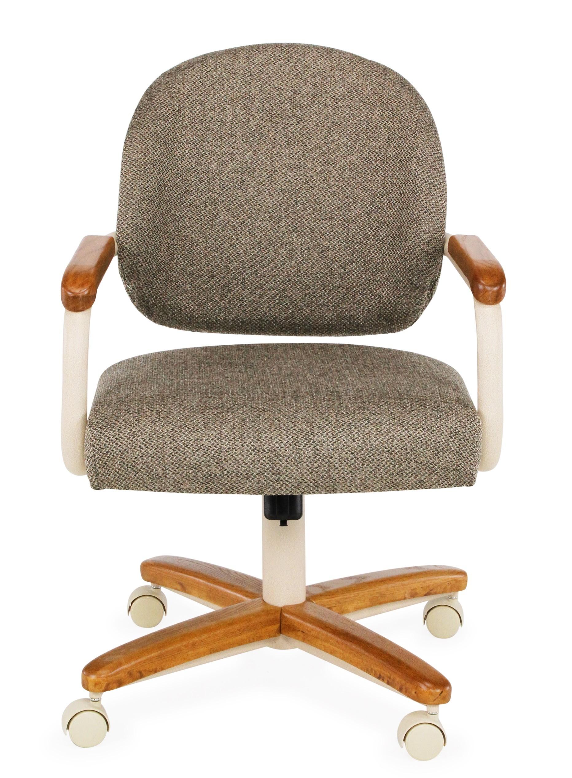Chromcraft C362 935 Swivel Caster Dinette Chair Discount