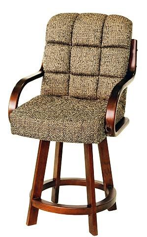 Chromcraft Furniture C117 388 Swivel 30 Quot Bar Stool