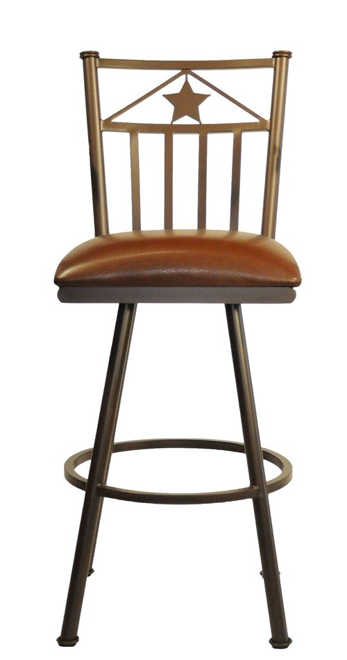 Tempo Like Longhorn 30 Quot Swivel Bar Stool By Callee