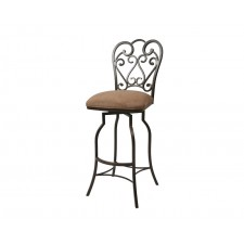 "Pastel Furniture MA 219-26 Magnolia Collection 26"" Swivel Bar Stool"