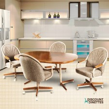Douglas Casual Living Gina Caster Dining Set