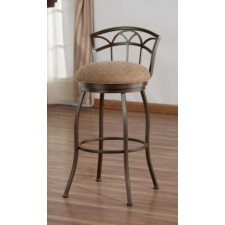 "Tempo Like Furniture Frolic Swivel 34"" Fairview Bar Stool by Callee"