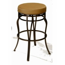 "Tempo Like Hartford Swivel 26"" Backless Hayward Bar Stools by Callee Furniture"