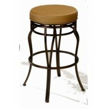 "Tempo Like Hartford Swivel 26"" Backless Hayward Bar Stools by Callee Furniture"