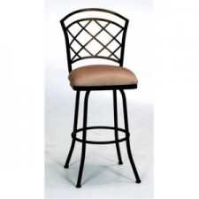 "Tempo Like Bradley 26"" Swivel Baldwin Bar Stool by Callee"