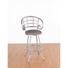 "Tempo Like Waldorf 34"" Swivel Walton Bar Stool by Callee"